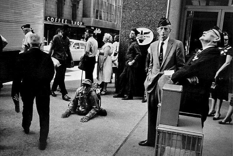 Garry Winogrand.American Legion Convention, Dallas, Texas 1964