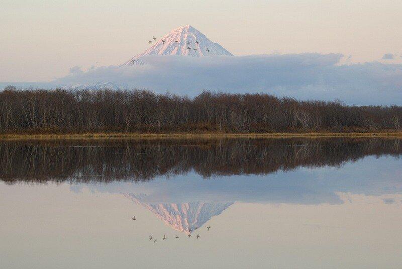 Чистая природа Камчатки
