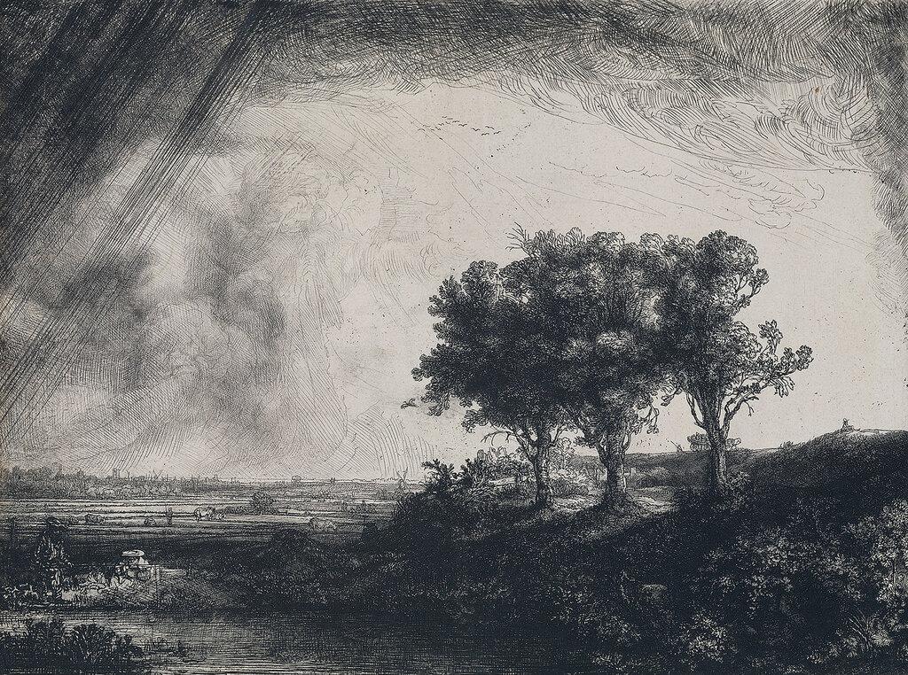 под знаком рембрандта художественное собрание семьи мосоловых