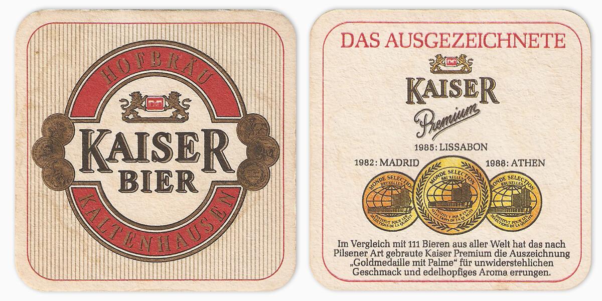 Kaiser Bier #116