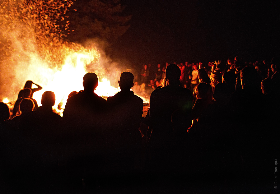 Фестиваль хиппи. Шипот 2012