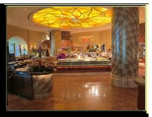 ОАЭ. Дубаи. Atlantis, The Palm. Ресторан Kaleidoscope