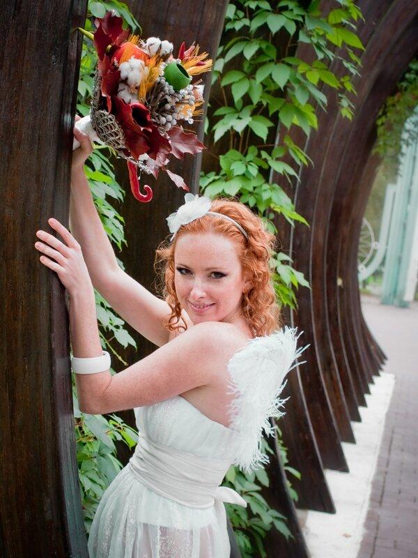 обработка фотограф венчание