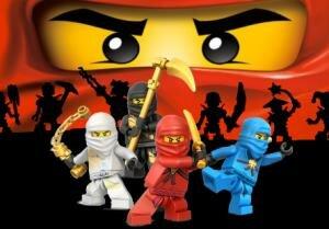 Ниндзяго - Конструкторы LEGO!