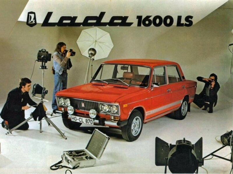 Сейчас реклама советских автомобилей кажется смешной, но это работало!