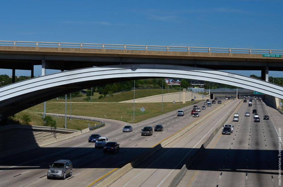 21. Сразу, с момента закладки шоссе, для дорог предусматривалось расширение по мере необходимости в