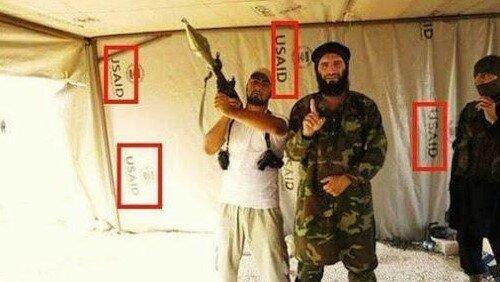 Россия и Запад: Лицо западной демократии- США уже и не скрывает то, что именно они взрастили ИГИЛ