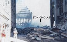 Здесь был храм святого Николая