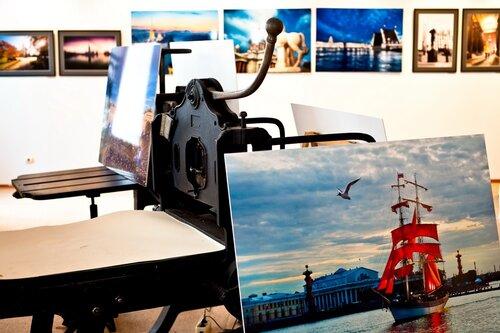 Картины и машины