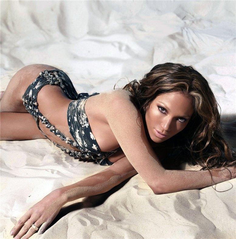 модель Дженифер Лопес / Jennifer Lopez, фотографы Mert and Marcus