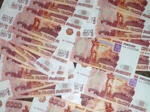 Новые купюры достоинством 500 и 5000 рублей появятся в следующем году
