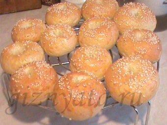 багели или бритцели (брицели)