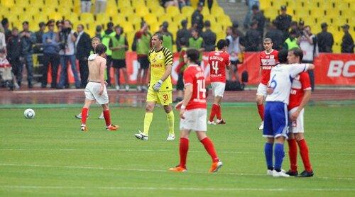 Спартак - Динамо 0:2