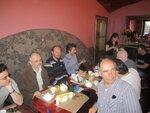 день рождения Галковского, ресторан ДУМА