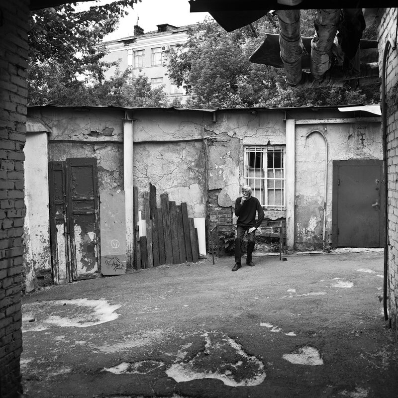 Вадим Иванов. ravik-06. фотограф Кузьмин