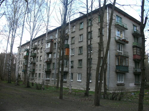 Гданьская ул. 21