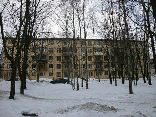 ул. Федосеенко 35