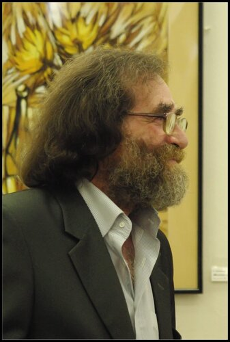 Лев Ильич Рапопорт. Выставка в ВЦСПбСХ. 15 июня 2011.