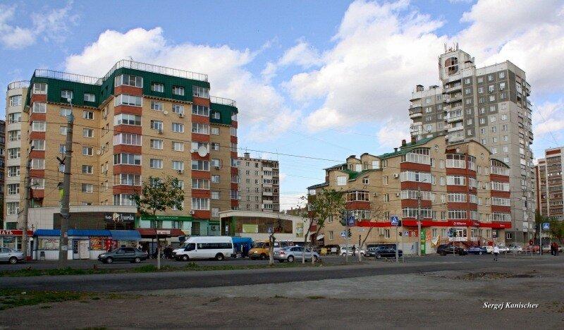 Челябинск. Ул. Новороссийская.
