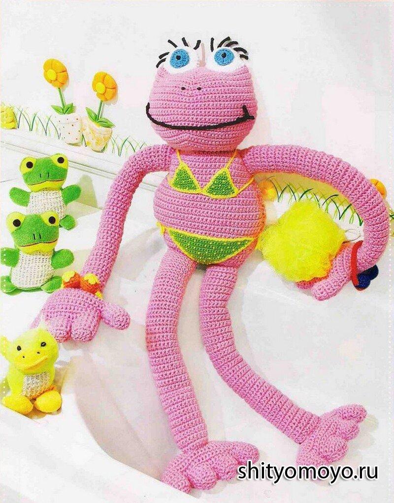 Вязание крючком/игрушки, поделки, разное.
