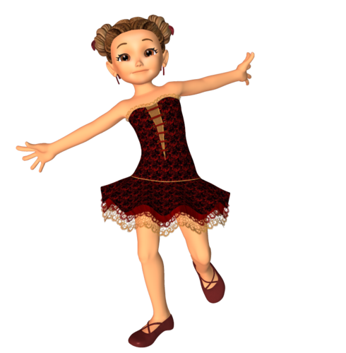 Sadie-балерина.