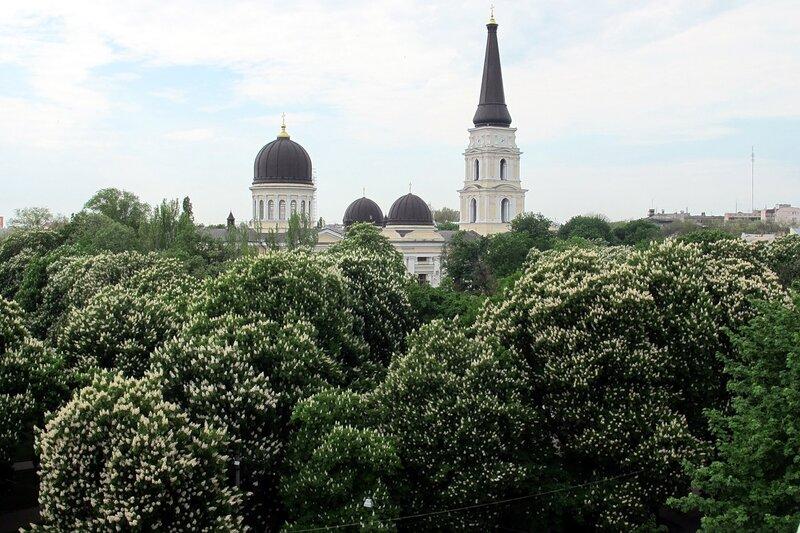 Одесса, весна 2011