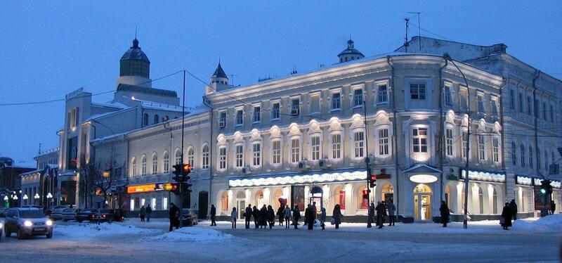 Вечерний Ульяновск