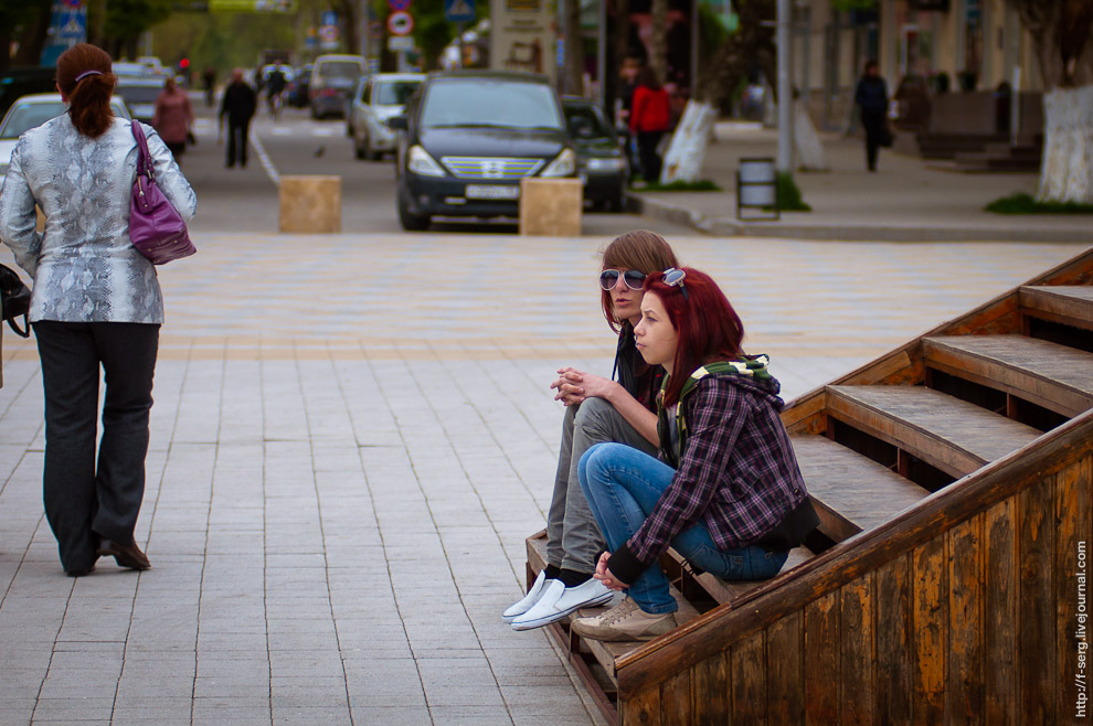 Anapa Street Fashion / Уличная мода Анапы