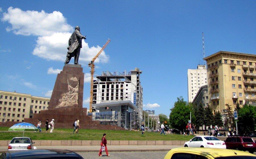 В Харькове переименовали проспект Ленина в проспект Леннона - Цензор.НЕТ 2661