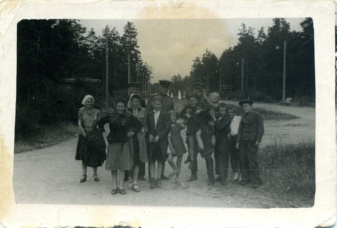 !930-1950-е годы