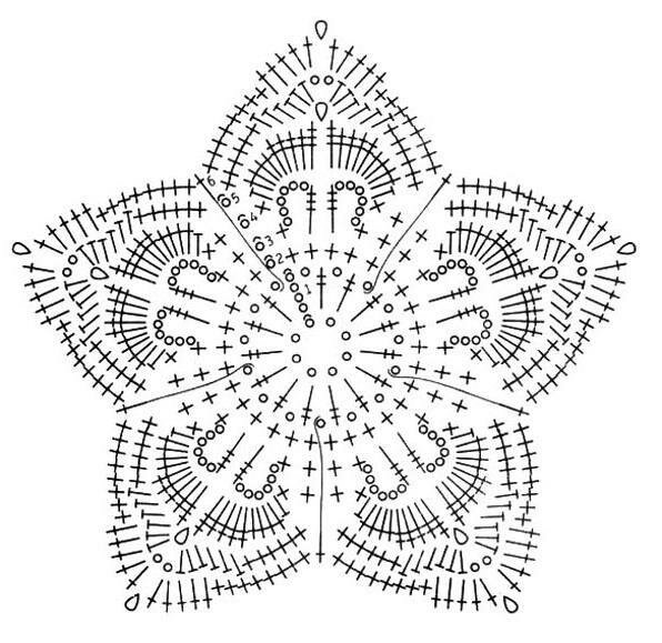 свой цитатник или сообщество!  Схемы вязания разнообразных цветов. вязание крючком. цветы.  Тэги.  Прочитать целикомВ.