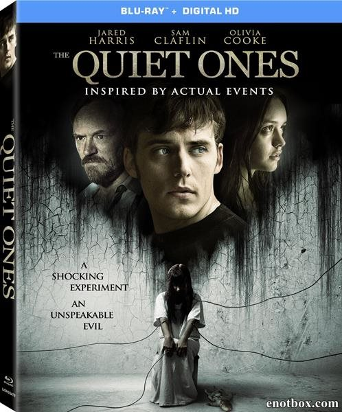 Эксперимент: Зло / The Quiet Ones (2014/BDRip/HDRip)