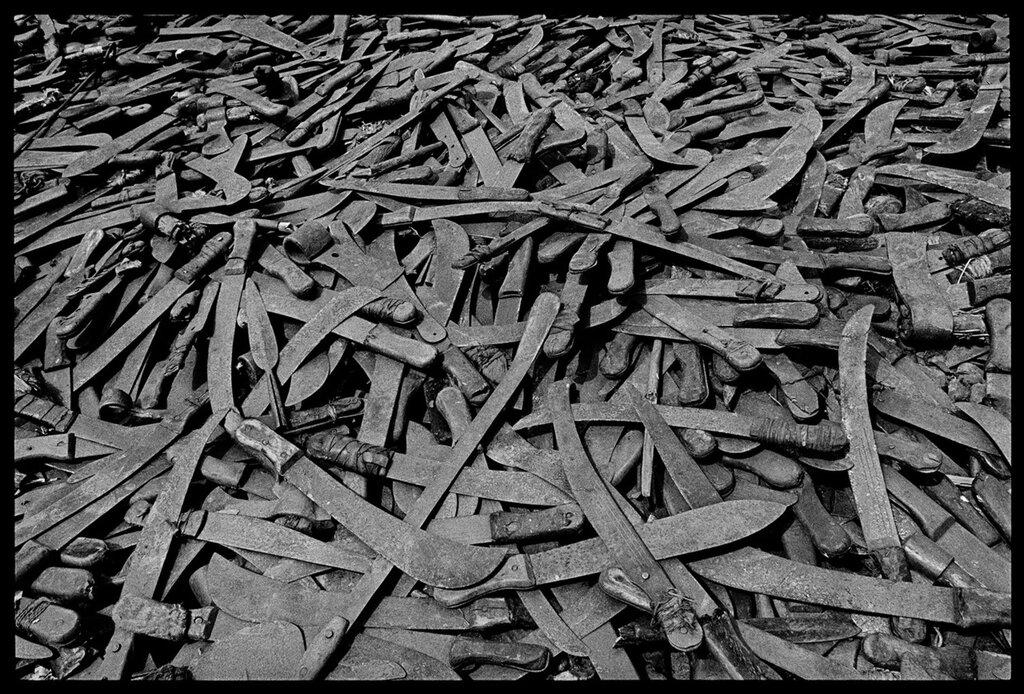 Геноцид в Руанде 1994 года