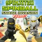 Игра Ниндзяго Пинбал (Games Ninjago SPINBAL)