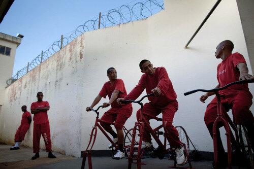 Brazil Biking to Freedom