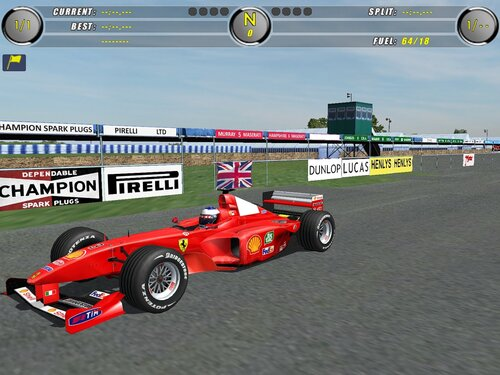 Silverstone 1950 XI Grand Prix d'Europe for F1 Challenge 99-02
