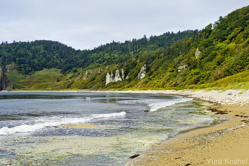 Остров Кунашир. На тихоокеанской волне