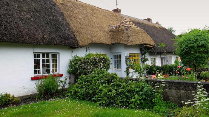 Адэр, самая красивая деревня Ирландии 0 10cfa4 5c6b797f orig