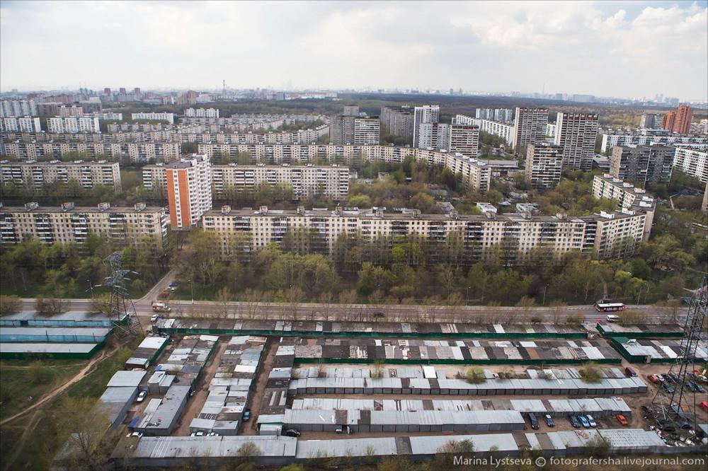 58. Ивановское, Новогиреево.