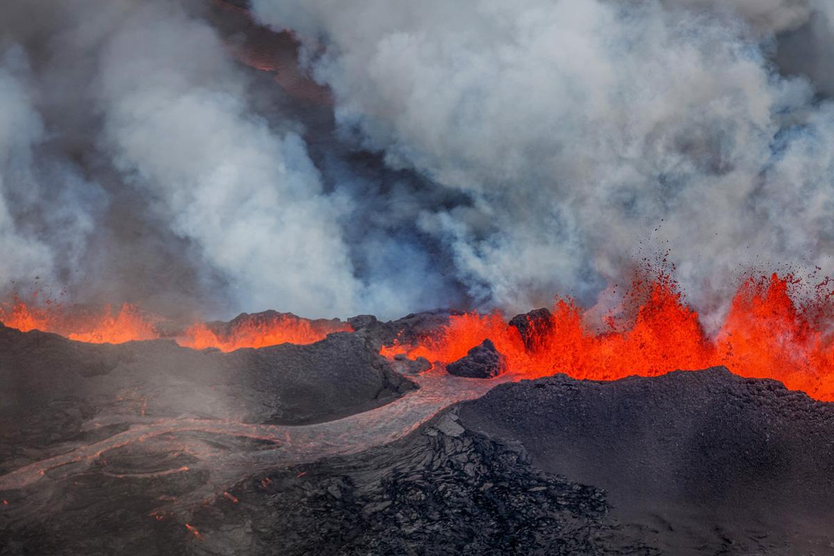 Effekt-vulkana-v-konce-avgusta-prosnulsya-vulkan-Bardarbunga-17-foto