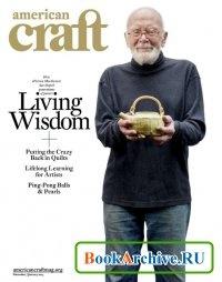 Журнал American Craft - December/January 2015