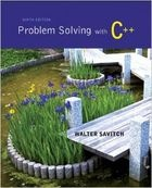 Книга Problem Solving with C++, 9th Edition