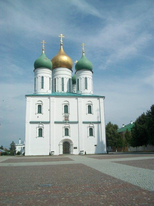 такси Москва-Коломна, от Москвы до Коломны