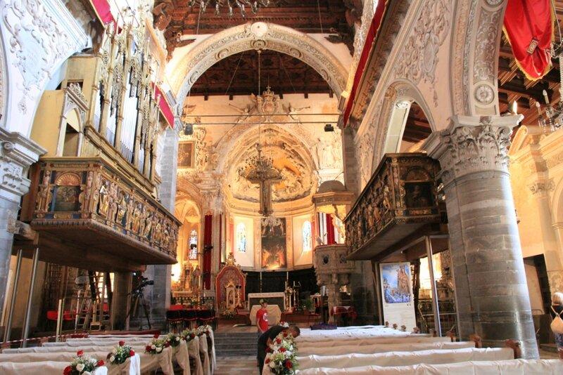 Сицилия, Энна, Кафедральный Собор Дуомо