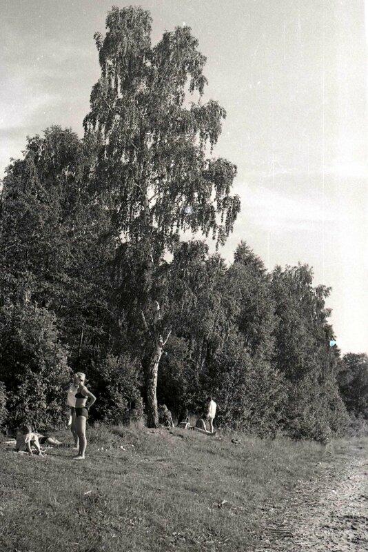 Акакуль. 1960-е годы