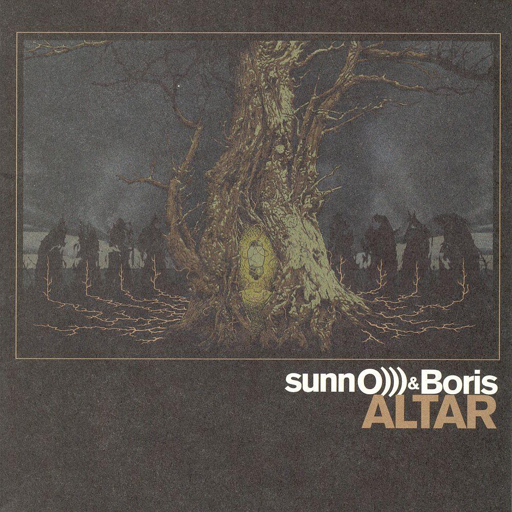 Sunn O))) & Boris - Altar