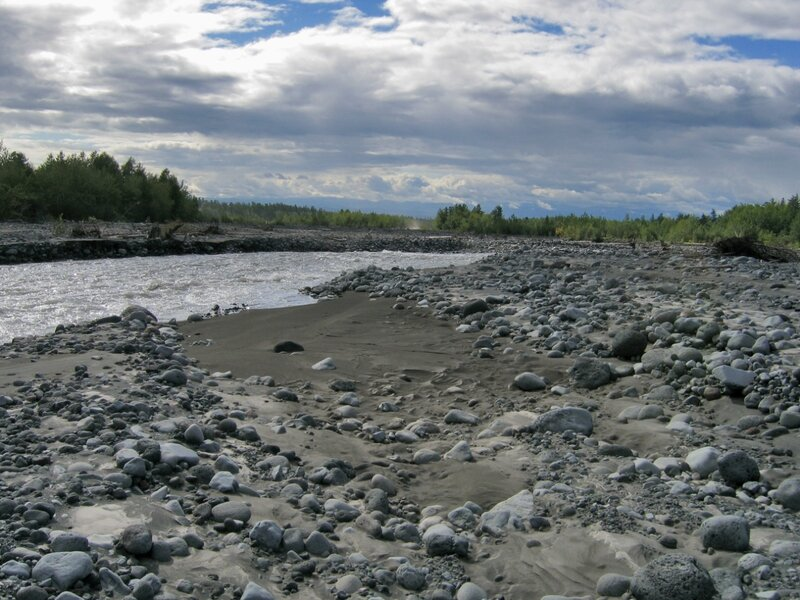 Река Толбачик