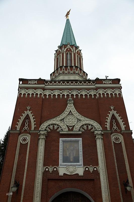 Ворота Никольской башни