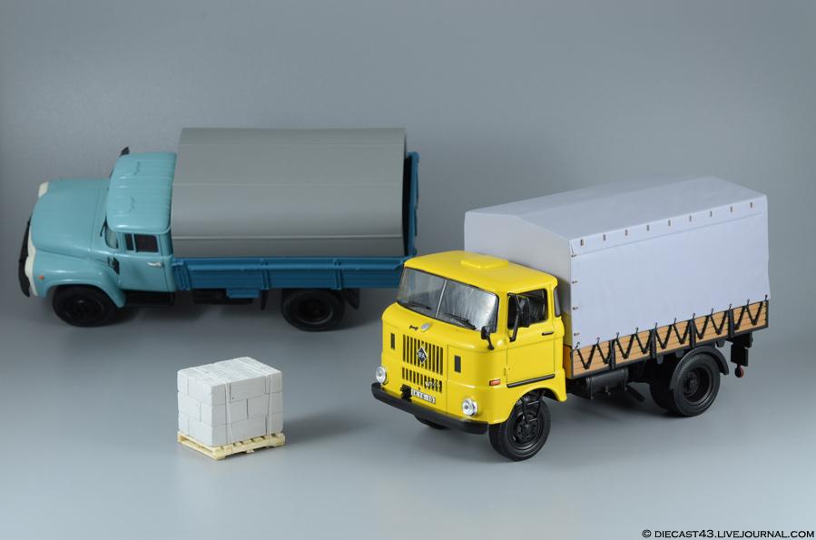 IFA W50L DDR-Nutzfahrzeuge