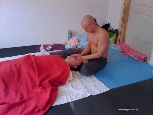 Тибетский массаж Ку Нье, Виктор Огуй
